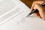 Договор на обучение по образовательным программам высшего образования