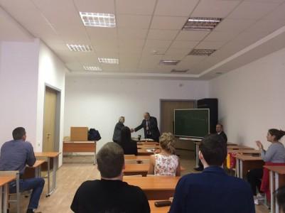 Встреча с политологом Леонидом Цивьяном