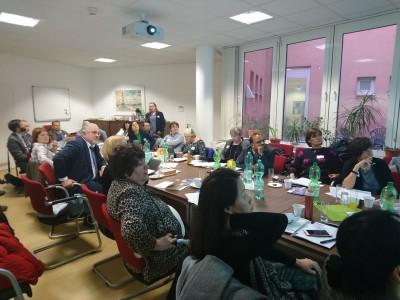 Встреча в рамках реализации гранта Erasmus+