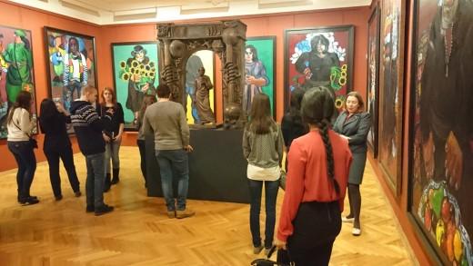 Экскурсия в Галерею искусств Зураба Церетели