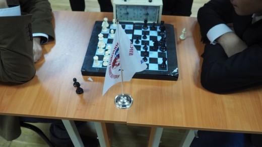 Кубок ИМЦ по шахматам