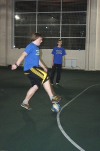 Минифутбол 20.12.2010