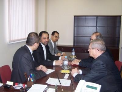 Встреча с Советником посольства Ирана