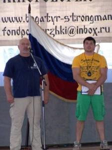 Финал Открытого чемпионата по силовому многоборью